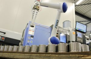 HC10 bij BMO Precision Parts